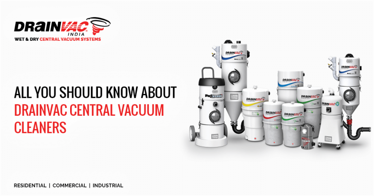 Central Vacuum Cleaners in India