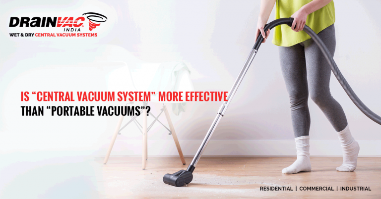 Central Vacuum Systems in hyderabad