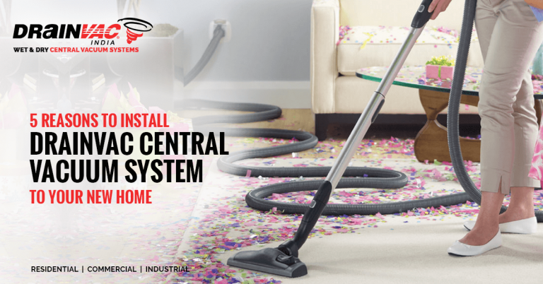 Best Central Vacuum Systems in India