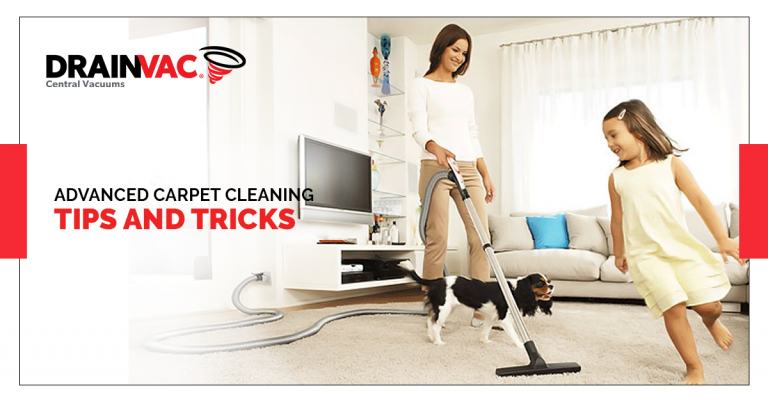Advanced carpet cleaning